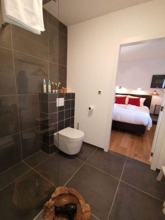 Badkamer kamer Kasteel